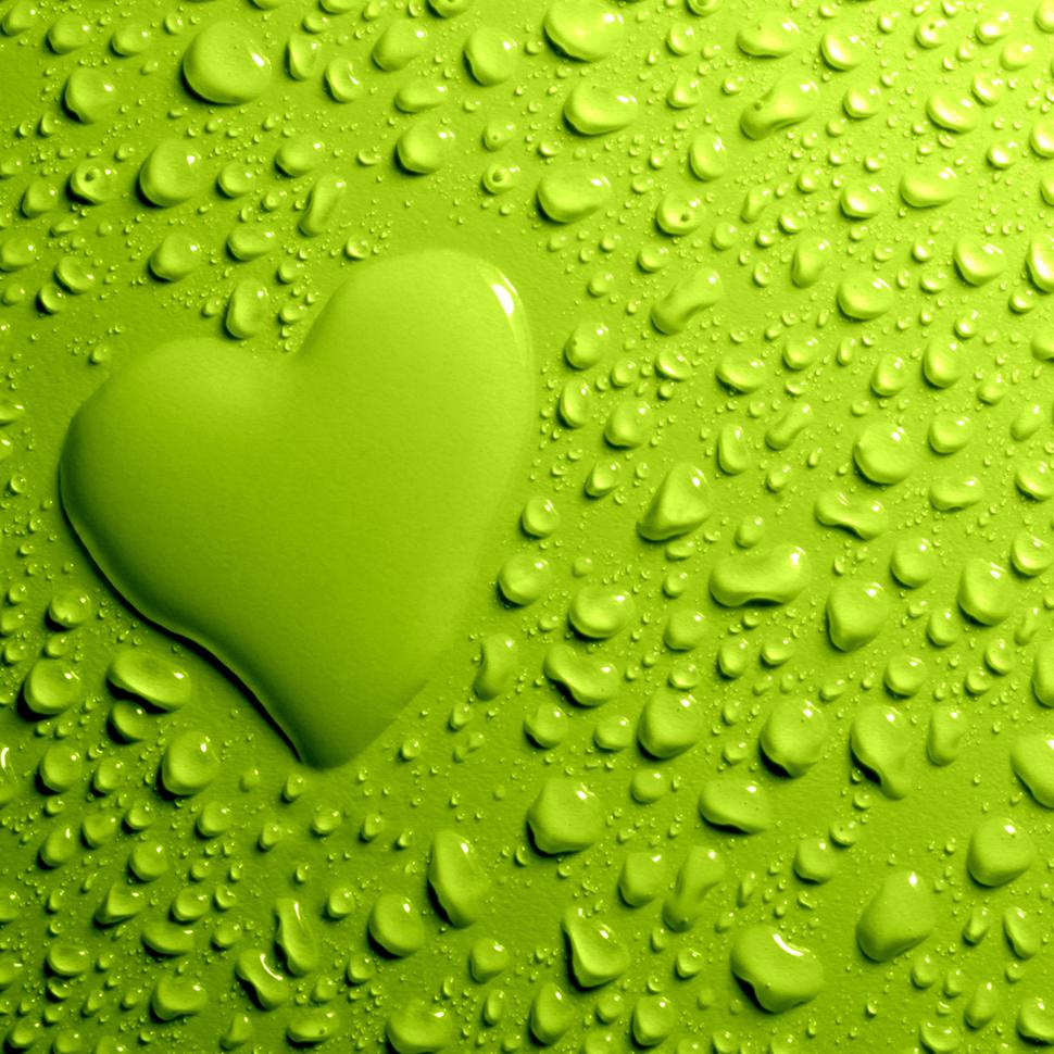 Grüne Energie, umweltfreundlich Heizen